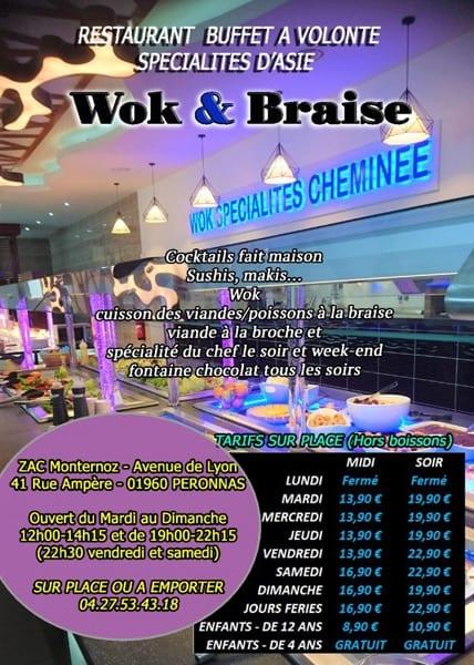 restaurant wok  u0026 braise