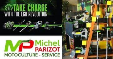 Michel parizot motoculture